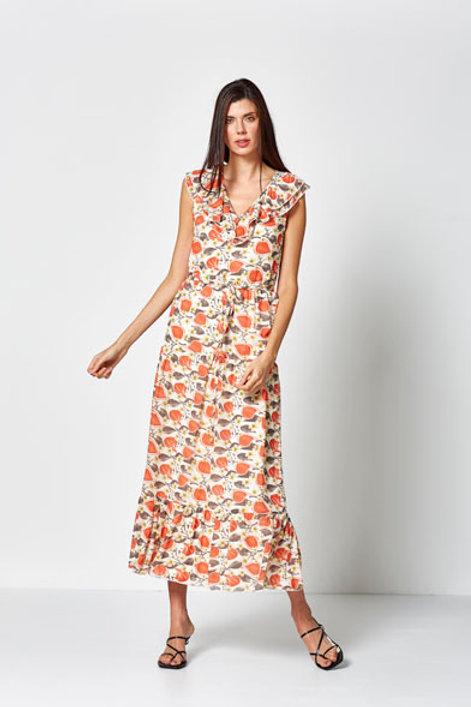 Vestido Lich Largo