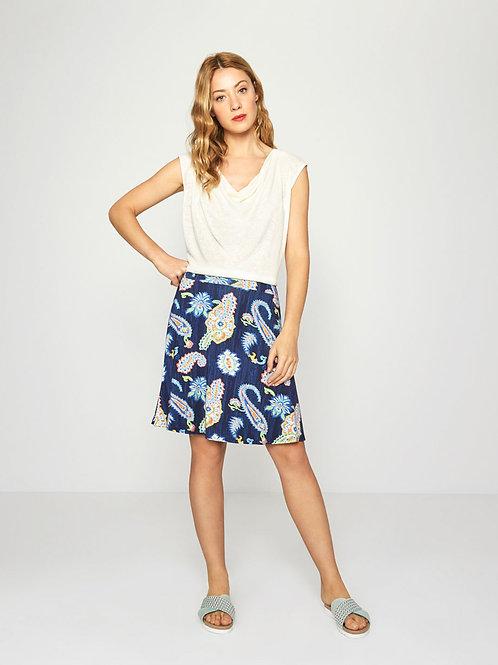 Falda Azules