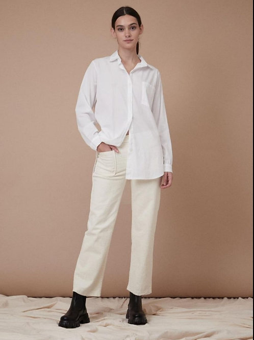 Camisa blanca basic