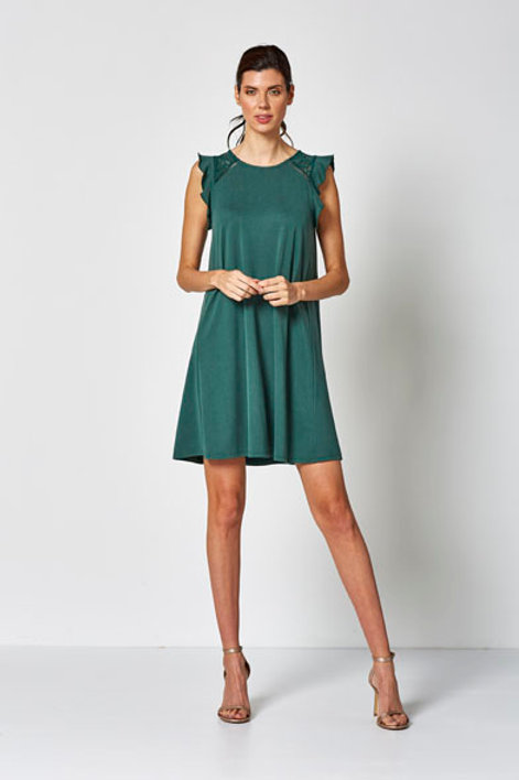 Vestido Modal Detalles