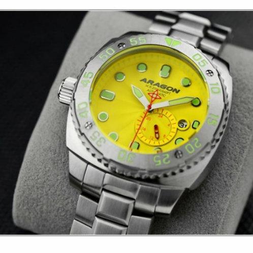 Aragon prama 2 divers watch