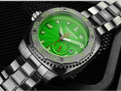 Aragon prama 2 limited edition to 50 only diver watch