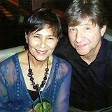 Kristina and John Weinman