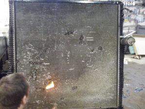 ремонт радиатора в Санкт-Петербурге