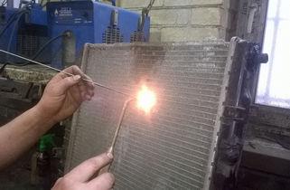 ремонт радиаторов в СПб