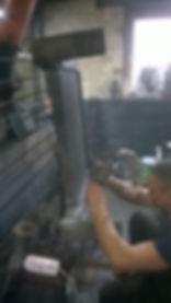ремонт радиатора спб