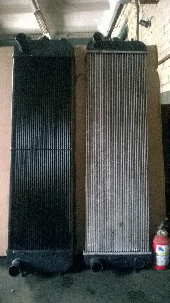 изготовление радиаторов по образцу