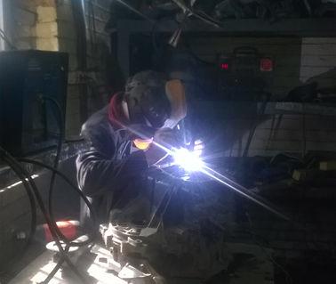 Сварка аргоном в СПб