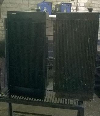 изготовление радиатора охлаждения