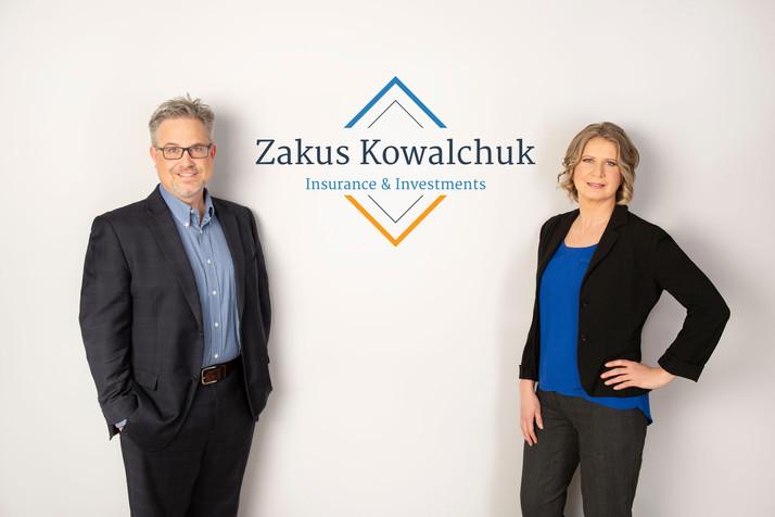 KEVIN J. ZAKUS, MANAGING PARTNER & ELANDA KOWALCHUK, BRITISH COLUMBIA, CANADA