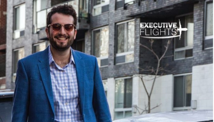 YOSEF ROSENZWEIG CEO EXECUTIVE FLIGHTS