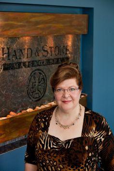 TANYA CHRISTIE HAND & STONE THORNHILL