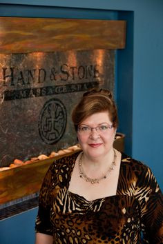 """TANYA CHRISTIE; Owner - Hand & Stone Massage and Facial Spa Thornhill, Ontario """"From Banker"""