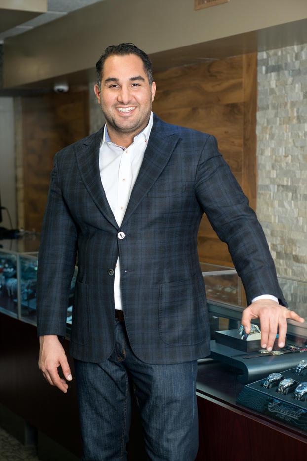 """SEAN SHIRZADI CEO; WATCHFINDER """"The Watch Finder"""""""