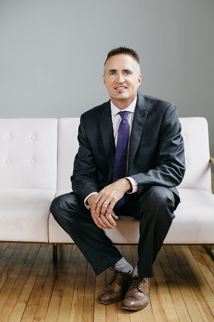 TIM HANSEN, B.Comm, CFP®, CEA, Wealth Advisor, Sutton Wealth, Saskatoon, SK.