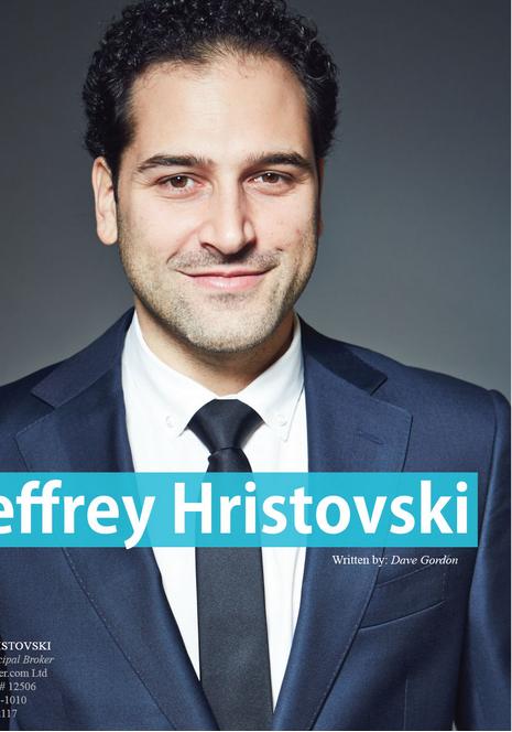 JEFFREY HRISTOVSKI:                         CEO: MORTGAGE MEISTER