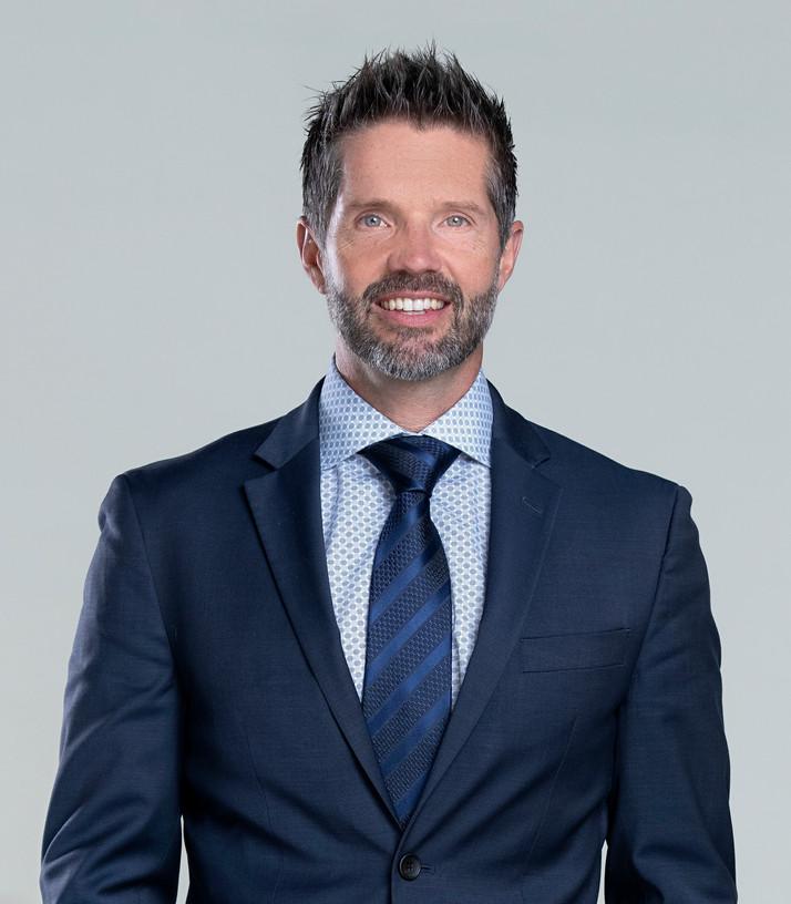 JOEL WELCH, CFP® & Regional Director, IG Wealth Management, Dartmouth, Nova Scotia, Canada