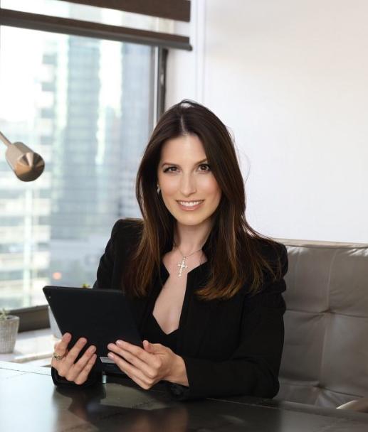 MARIE SARANTAKIS, Principal Attorney at Sarantakis Law Group, Ltd. Oak Brook, Illinois
