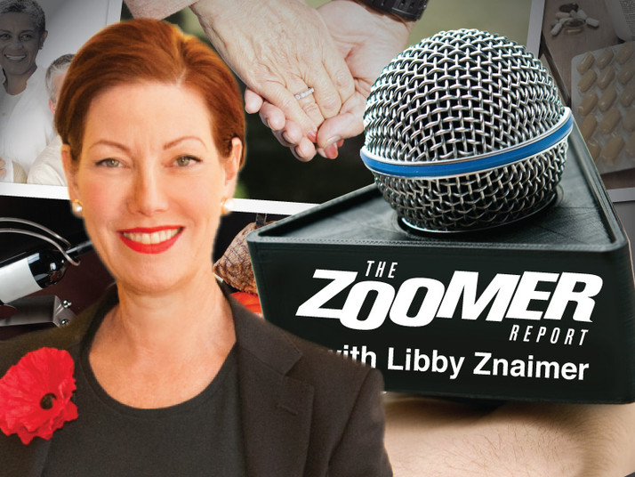 """LIBBY ZNAIMER FEATURE STORY       """"GETTING THE WORDS OUT"""""""