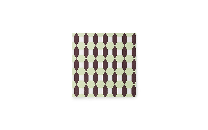 NORMANN COPENHAGEN Table Tableau paper napkins