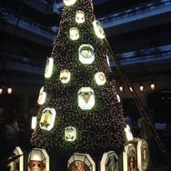 Four Seasons Hotel Bangkok Christmas Decortation