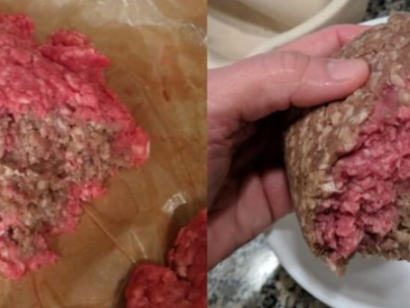 The Color of My Beef - Should All Natural BEEF look different?