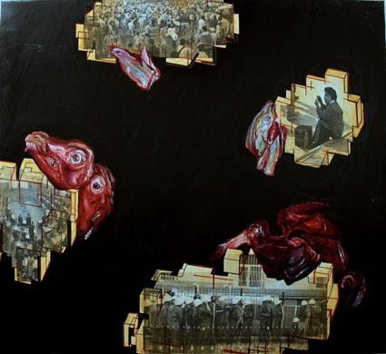 Narbayasgalan, Non Unity II, (2014)