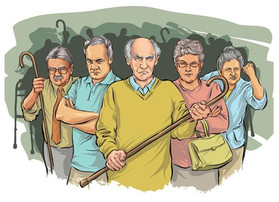 Aggressive Behavior and Dementia - Why is my Loved One Mean towards Me?