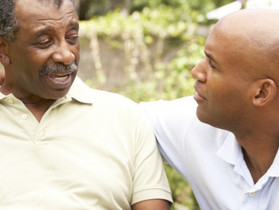 Caregiving Tips: Talking to a Parent With Dementia