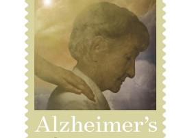 US Postal Service - Alzheimer's semipostal stamp