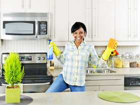 Using Spring Cleaning to help your Elderly Loved Ones