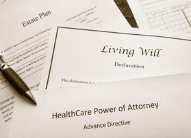 Legal Documents that the Caregiver Needs : Caring for Parents with Dementia