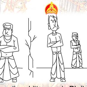 9/26/21 Mahabharata Class Notes