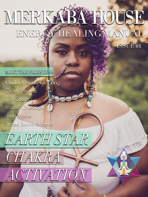 Earth Star Chakra Activation Attunement