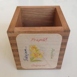 Krabička na perá - morenái
