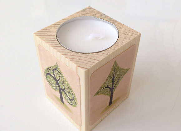 Tea light holder - small