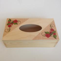 Krabička na vreckovky - obdĺžnik