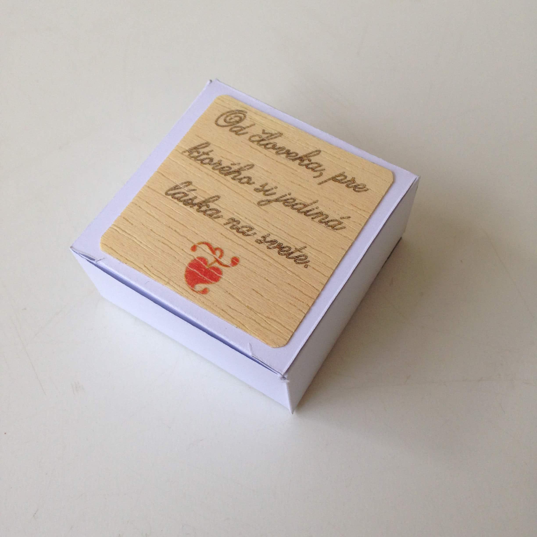 Card jewellery Box