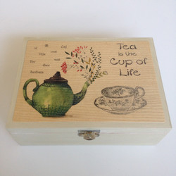 Tea is the Cup of Life