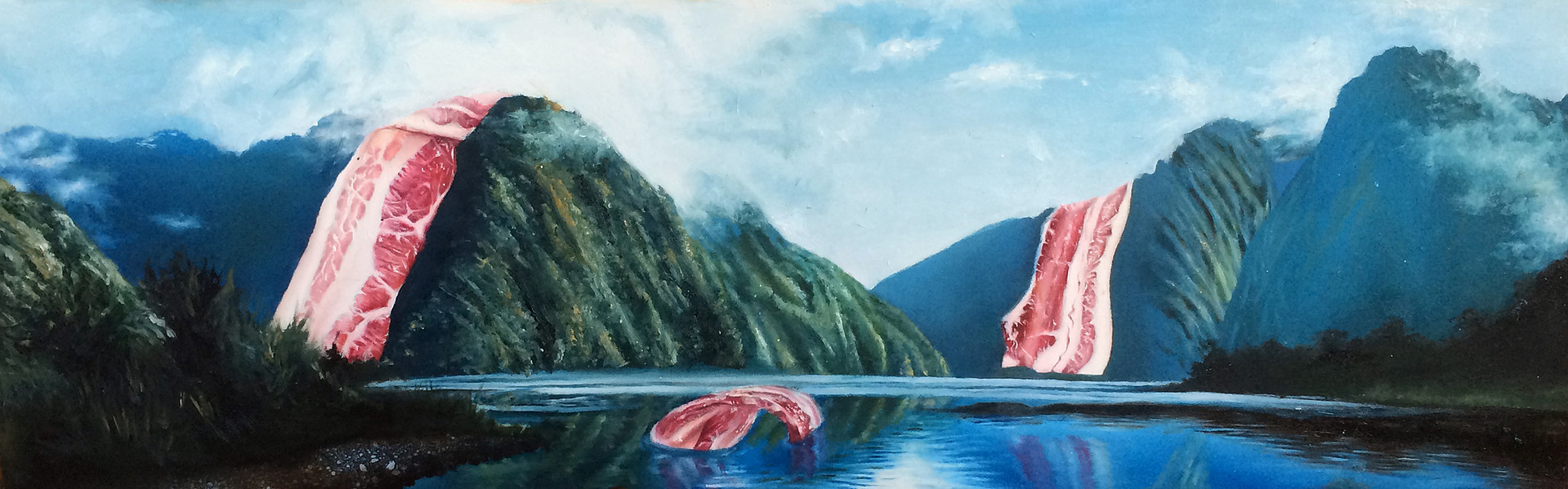 'The Bacon Bathers'