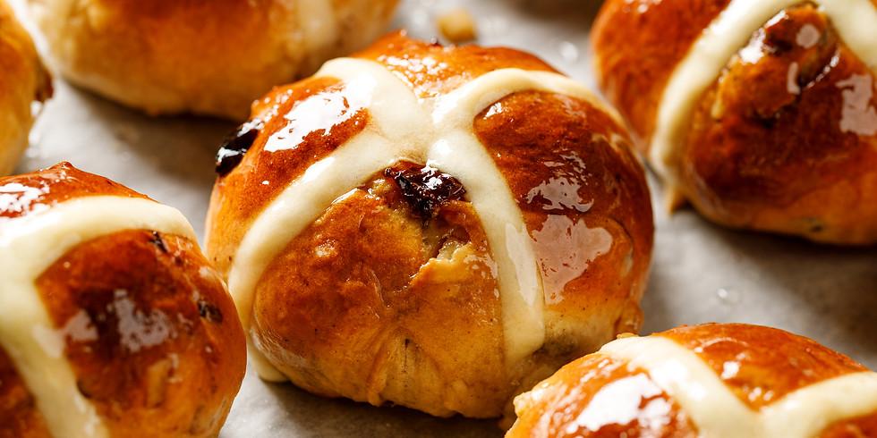 Easy & Delicious Hot Cross Buns