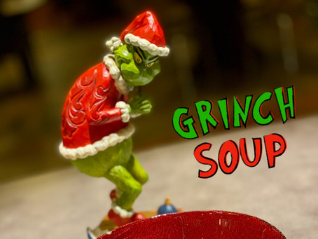 Grinch Soup Recipe