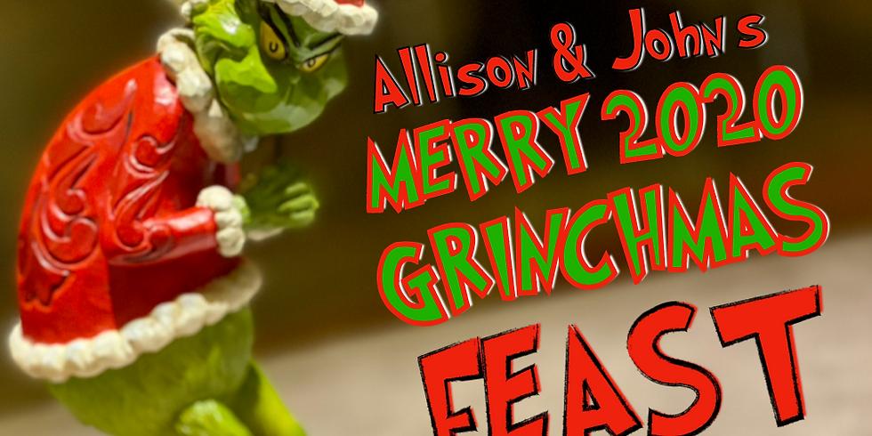 Allison & John's Merry Grinchmas Feast