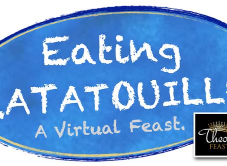 Eating ratatouile