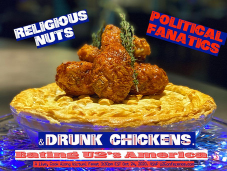 Religious Nuts, Political Fanatics, & Drunk Chickens