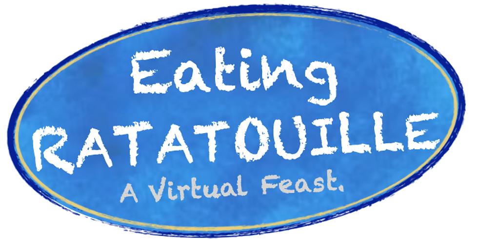 Eating Ratatouille. A Virtual Feast.