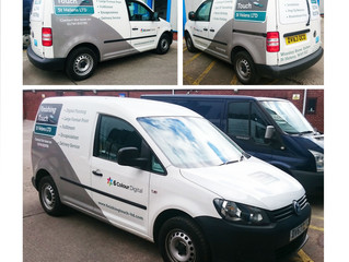 Keep a look out, for our new van