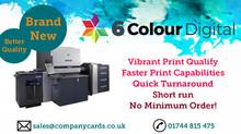 Brand New Printing Press