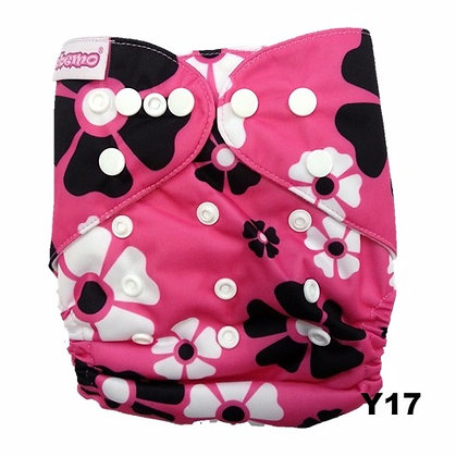Reusable Cloth Diaper (Standard size) - Yew