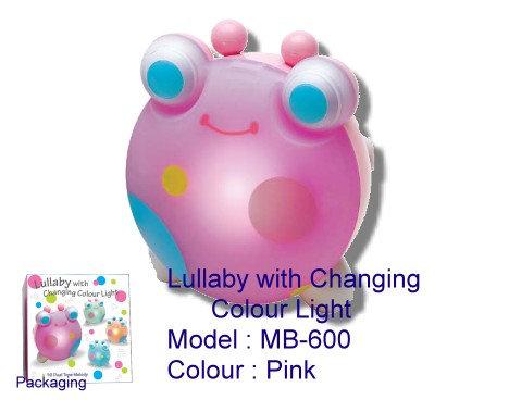 Lullaby Night Light MB600